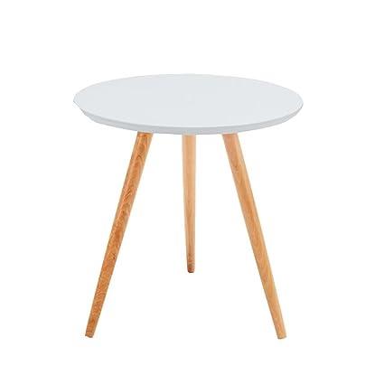 Round Edge Coffee Table 9