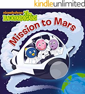 Mission to Mars (The Backyardigans)