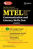 img - for MTEL Communication and Literacy Skills Test (Field 01) (MTEL Teacher Certification Test Prep) book / textbook / text book