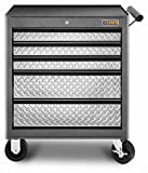 Gladiator GarageWorks GATR27V5WG Classic Series 5-Drawer Roll-Away