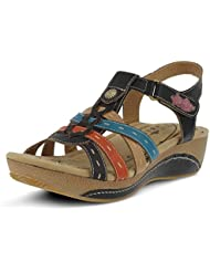 L'Artiste by Spring Step Womens Cloe Sandal
