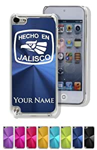 iPod 5 Case/Cover - HECHO EN JALISCO - Personalized for FREE (Click the CONTACT SELLER button after purchase and send a message with your case color and engraving request)
