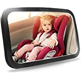 Shynerk Baby Car Mirror, Safety Car Seat Mirror for...