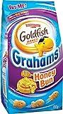 Pepperidge Farm Goldfish Grahams, Honey Bun Crackers, 180g