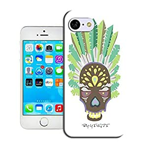 Xuey 78 African tribes-01 for iPhone5C Case- Compatible with iPhone 5C; Cute and fashion design.