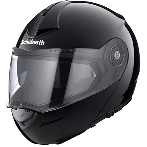 Schuberth C3 Pro Gloss Black Motorcycle Helmet