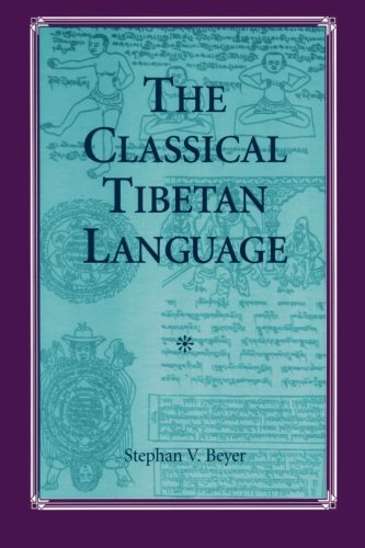 SUNY Series in Buddhist Studies: The Classical Tibetan Language by Brand: SUNY Press