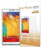 amFilm Samsung Galaxy Note 3.0/III (N9000/N9005) Screen Protector Premium HD Clear (Invisible) (S-Pen Compatible) (3-Pack)