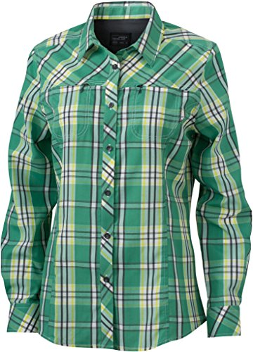 Asciugatura giallo T Donna Funzionale Lunga amp; James Manica Nicholson Ad Acido Verde Rapida shirt gxq0t7wA