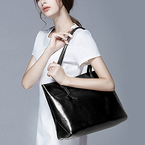 Buy black leather coach shoulder bag