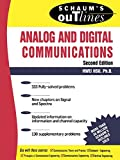Analog and Digital Communications (Schaum's Outlines)