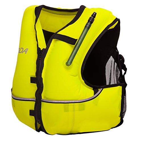 Phantom Aquatics Deluxe Snorkel Vest, Yellow