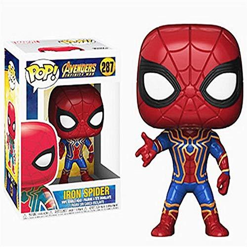 Viet FX 2018 Hot Arrival Marvel Avengers Infinity War3 Thanos Superhero Action Figure Thor Toys Iron Man Spiderman Captain America Dolls