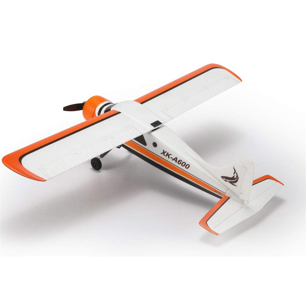 Choosebuy 3D6G Remote Control Airplane, A600 2.4G Cool RC Radio Aircraft Drone Airplane Toys for Indoors/Outdoors Flight Toys, Built in 3-axis 6-axis Gyroscope Mode Conversion Super Easy to Fly (A) by Choosebuy (Image #7)