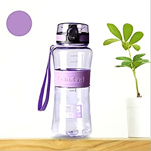 Ieasycan Plastic Sports Water Bottle (1000ml,450ml,600ml) Tritan BPA Free Leak-proof Cycling Riding For Outdoor Camping Hiking