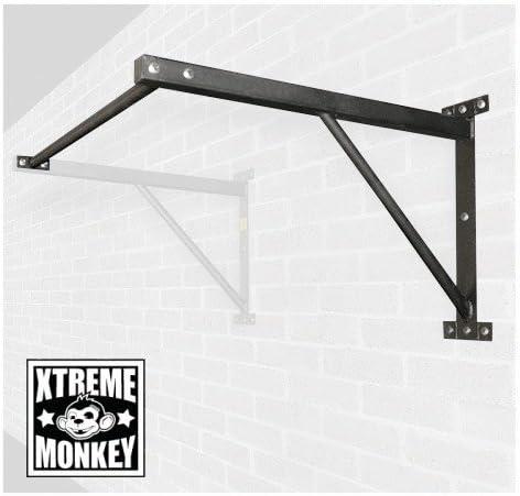 Xtreme Monkey añadir de fijación a la Pared Chin up Bar ...