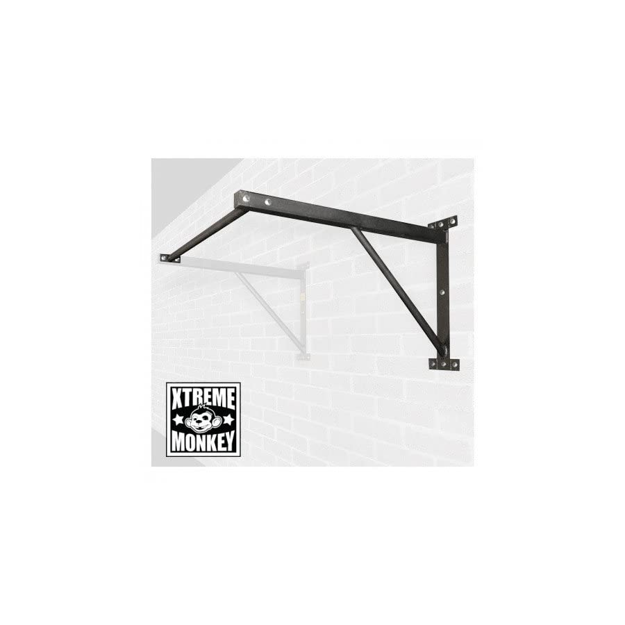 Xtreme Monkey Add on Attachment to The Wall Mounted Chin Up/Pull Up Straight Bar