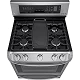 """LG LRG4115ST 30"""" Stainless Steel Gas Range - Convection"""