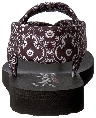 Skechers Black Kicks Meditation Studio Bandana Women's rqOIAw7xBr