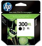 HP CC641EE - Cartucho de tinta original, negro