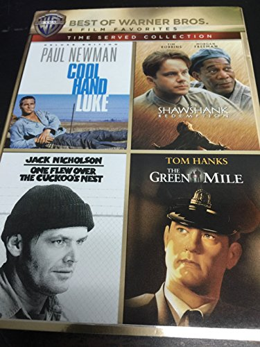 4 Film Favorites - Time Served Collection (Cool Hand Luke/The Shawshank Redemption/One Flew Over The Cuckoo's Nest/The Green Mile) (Dvd)
