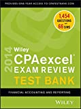 img - for Wiley CPAexcel Exam Review 2014 Test Bank: Financial Accounting and Reporting book / textbook / text book
