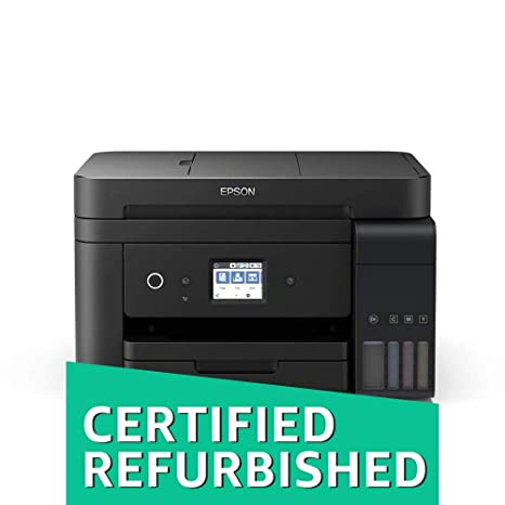 Epson L6190 Wi-Fi Duplex All-in-One Ink Tank Printer: Amazon in