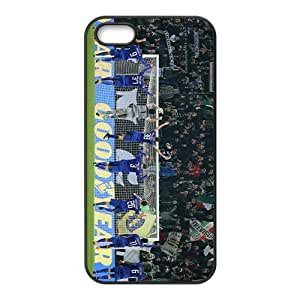 DAZHAHUI Five major European Football League Hight Quality Protective Case for Iphone 5s