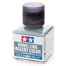 Panel Line Accent Color Gray (87133) Plastic Model Kit Paint