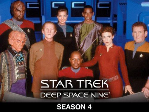Amazon Com Star Trek Deep Space Nine Season 4 Avery