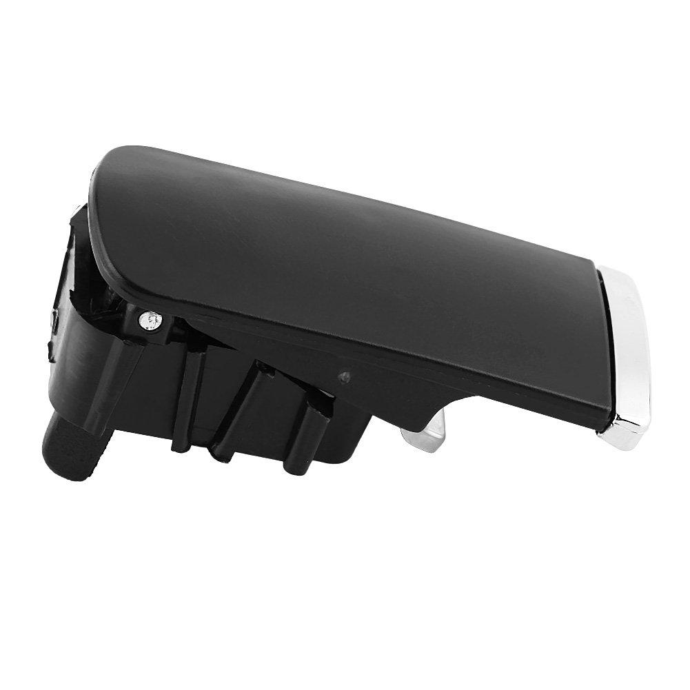 Verschluss fü r Handschuhfachdeckel abschließ bar schwarz fü r A4 8E B6 B7 Elerose
