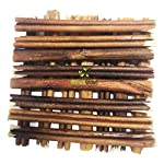 Nature Gnaws Small Bully Sticks - 100% Natural Grass-Fed Free-Range Premium Beef Dog Chews - Single Ingredient & Long Lasting Chew Treats for Dogs 8