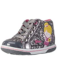 Geox Kid's B Flick G. A Lighted Casual Sport Sneakers