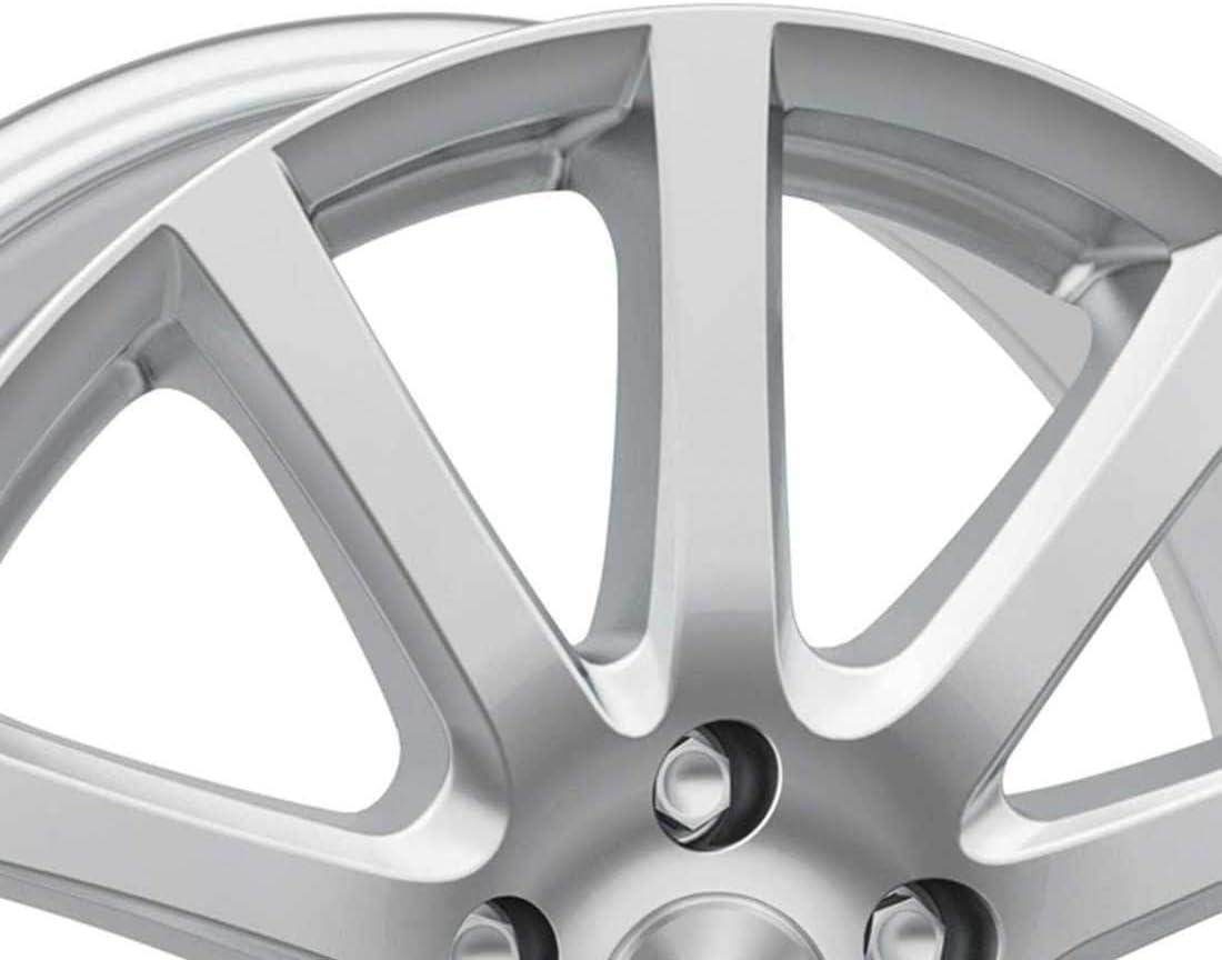 Autec S6015435072118-6x15 ET43 5x112 Alloy Rims
