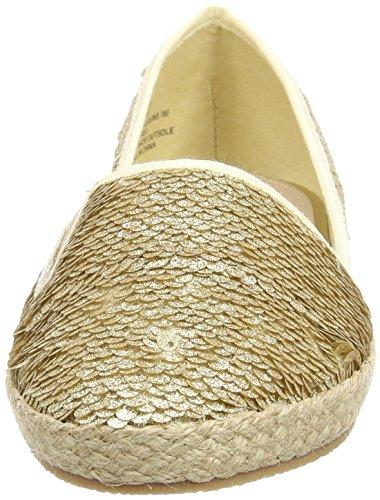 Steve Madden Women's Peach-s Espadrilles Gold (Gold) sale wide range of aGtD7G0