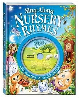 Sing-along Nursery Rhymes Book and Cd: Amazon.co.uk ...