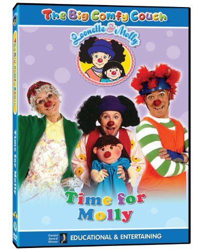 The Big Comfy Couch : Time for Molly