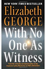 With No One As Witness (Inspector Lynley Book 14) Kindle Edition