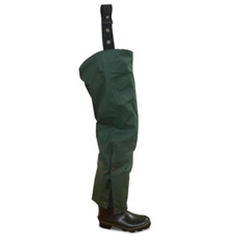 (シールズ) Seals 大人用 Sealflex 防水 チャップス ズボンカバー 作業服 B079FXSG3Cグリーン ワンサイズ