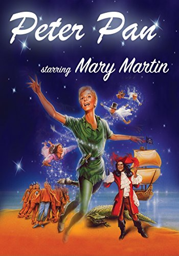 Peter Pan - Starring Mary Martin (With Mary Dvd Martin Pan Peter)