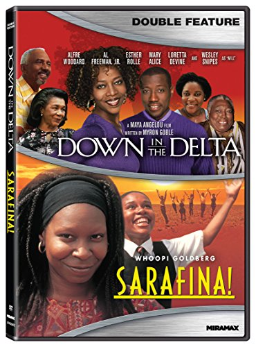 Down in the Delta / Sarafina (DVD)