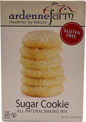 Ardenne Farm Gluten Free Sugar Cookie Mix 15 Ounce by ...
