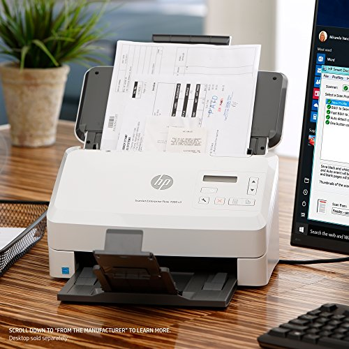 HP ScanJet Enterprise Flow 7000 s3 Sheet-feed OCR Scanner by HP (Image #9)