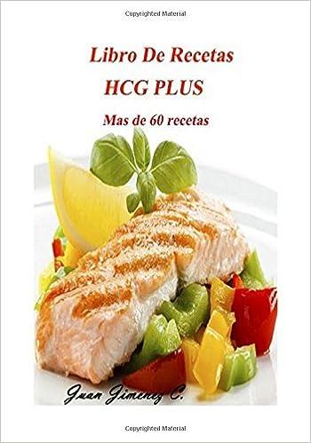 Book Libro De Recetas HCG PLUS