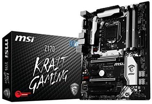 Photo - Bundle: MSI Z170 KRAIT GAMING + Core i5 6400 (4 x GHz) + 4GB DDR4 2133MHz Memory
