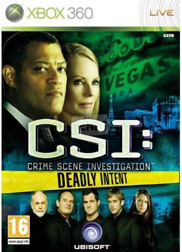 CSI: Fatal Conspiracy (Xbox 360) [Importación inglesa]: Amazon.es: Videojuegos
