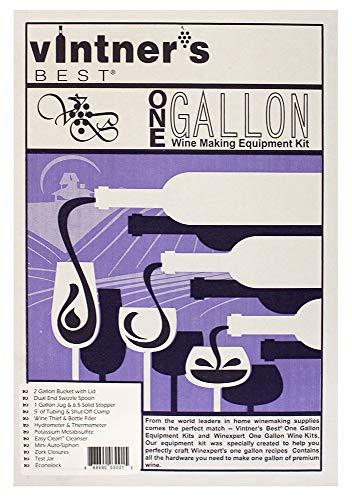 Strange Brew Winemaking Equipment Kit