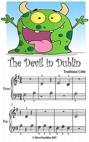 Devil Sheet Music - Devil in Dublin Beginner  Tots Piano Sheet Music