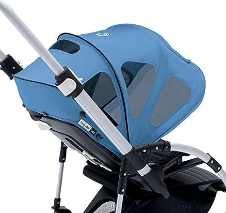 Bugaboo - Capota ventilada para silla de paseo Bugaboo Bee, Azul (Ice Blue)