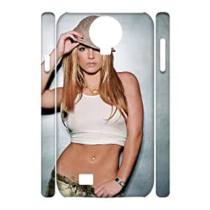 C-EUR Cell phone case Britney Spears Hard 3D Case For Samsung Galaxy S4 i9500